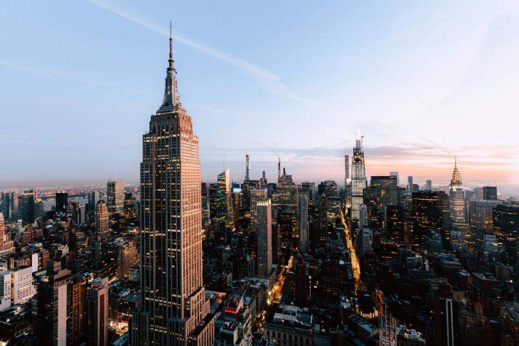 empire states building new-york
