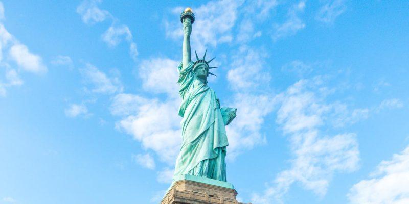 statua della liberta new-york