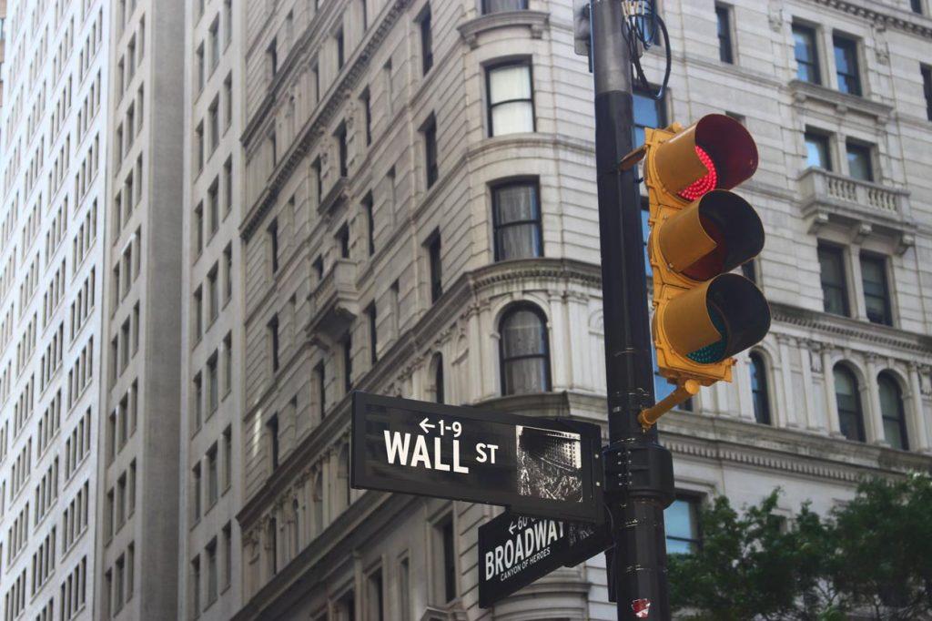 wall street new-york